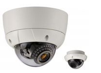 KT&C KPC-VNE101NUV18 CCTV Vandal Proof Infrared Dome Camera