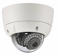 KT&C KPC-VNN101NHB  IR Fixed CCTV Vandal Dome Camera