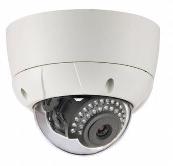 KT&C KPC-VNN101NHB  IR Fixed CCTV Vandal Dome Camera