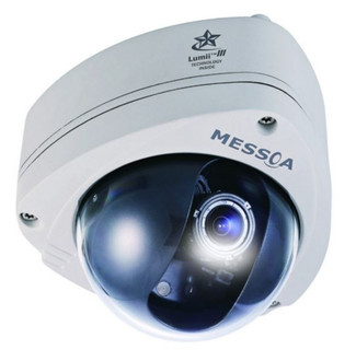 Messoa SDF418-HN5 WDR Vandal Dome Camera side view