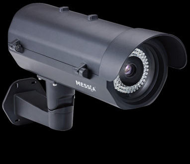 Messoa SCR515PROHB-HN2 LIcense Plate Capture Camera and Over-view Camera function