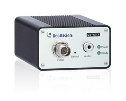 Geovision 1ch H.264 Video Server GV-VS11