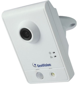 Geovision GV-CAW120 Wireless Megapixel IP Cube Camera