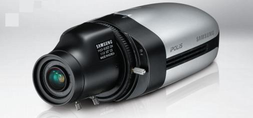 SNB-1001, samsung, VGA, IP, POE, Security, Camera, Box,