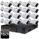Dahua 16ch 4MP Bullet 16 IP Camera System OEM-SD8