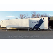 A2Z MCCT-EST Mobile Command Center Semi-Trailer