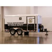 A2Z MCCT-E16 16ft Mobile Command Center Trailer