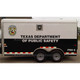 A2Z MCCT-E16 16ft Mobile Command Center Trailer drivers side