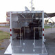 A2Z MCCT-E32 32ft Mobile Command Center Trailer close up rear access.