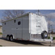 A2Z MCCT-E32 32ft Mobile Command Center Trailer White E32 version