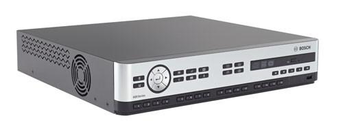 Bosch DVR-630-08A/DVR-650-08A Linux 8ch DVR System