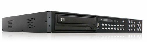 Messoa DVR200-004 4 channel Linux DVR System