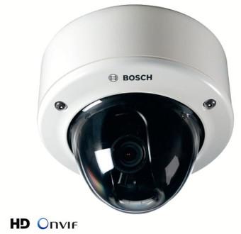 Bosch NIN-733-V03P FlexiDome Starlight HD Vandal IP Dome Camera 720P 60fps