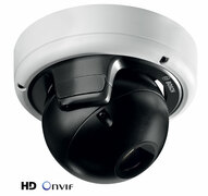 Bosch NDN-733V03-P FlexiDome starlight Rugged HD IP Dome Camera is a 720p 60FPS unit.