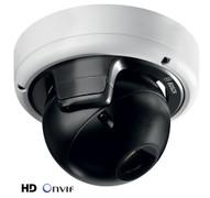 Bosch NDN-733V03-P FlexiDome starlight Rugged HD IP Dome Camera is a 720p 60FPS unit.