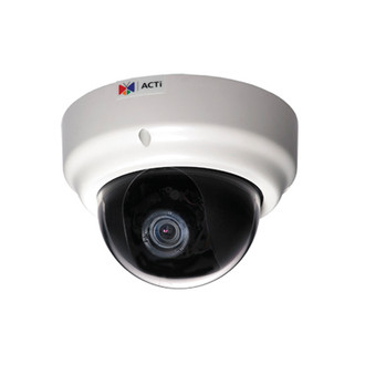 ACTi HD Megapixel Dome Security Camera