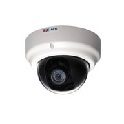 ACTi Megapixel HD Network Dome Camera
