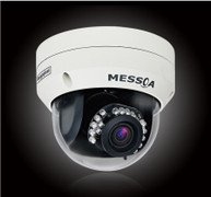 MESSOA NDR891PRO-HN5 1080P HD Vandal IR Dome IP Security Camera