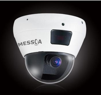 MESSOA NDR720-HN1 Megapixel Mini IR Dome IP Camera