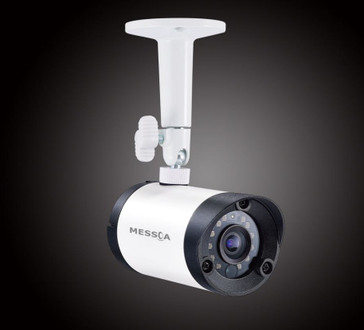 MESSOA NCR770 Megapixel Infrared (IR) Bullet IP Security Camera