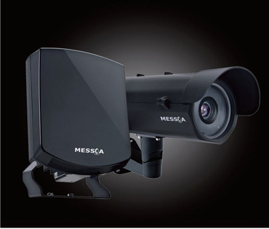 MESSOA NCH517 2 Megapixel 1080P HD License Plate IP Security Camera