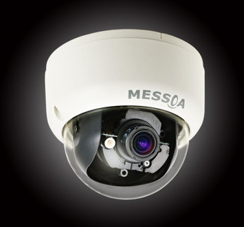 MESSOA NDF301-HN5 3-Megapixel Indoor Dome IP Security Camera