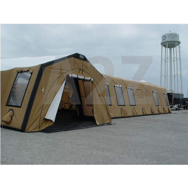 Command Inflatable Tents : A z mcias mobile command inflatable air shelter tent