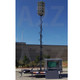 A2Z MCCT-PAA Acoustic Alert Trailer MAST raised, generator shown