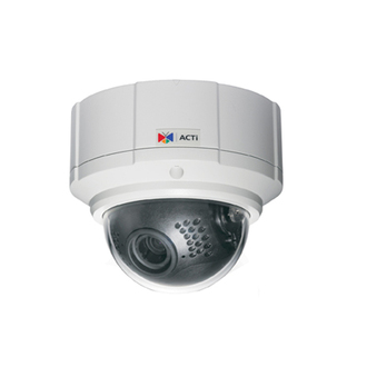 ACTi Vandal Proof Rugged Megapixel IR Infrared Dome Security Cameras