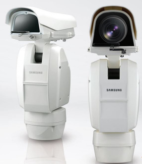 Samsung SCU-VAC pan/tilt positioning system
