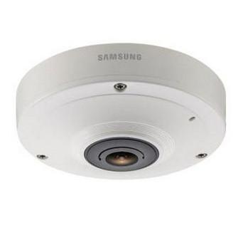 Samsung SNF-7010 3MP 1080P HD Fisheye 360 Degree IP Camera