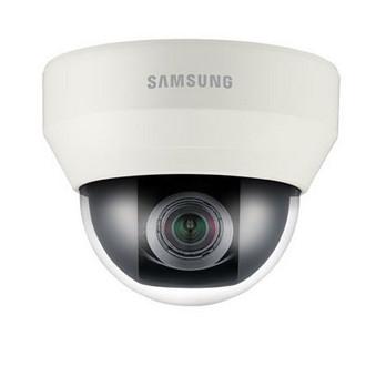 Samsung SND-5084 1.3 Megapixel 720P HD IP Dome Camera