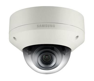 Samsung SNV-5084 1.3MP 720P HD Vandal IP Dome Camera
