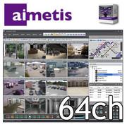 Aimetis Symphony 64 Channel Software License NVR