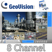 Geovision 8ch NVR Software GV-NR008