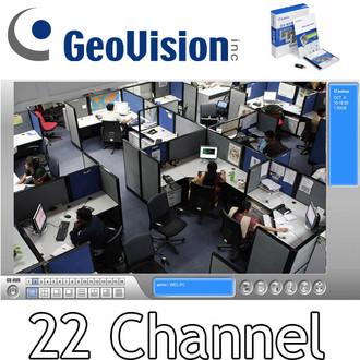 Geovision GV-NR022 22ch GV-NVR Software