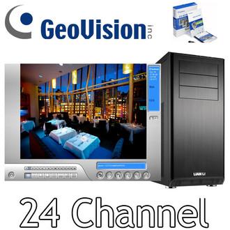 Geovision PC NVR System 24ch