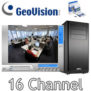 Geovision 16 channel PC NVR