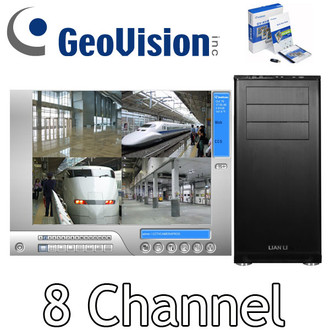 Geovision 8 Channel PC NVR