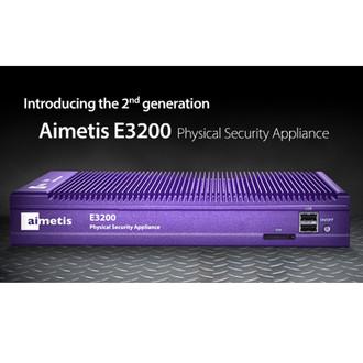 Aimetis AIM-E3210PoE Symphony 8ch Network Video Recorder