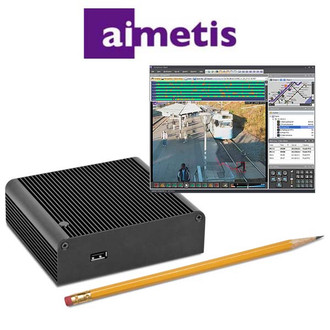 Aimetis ML-NVR-AS4 Mini NVR