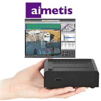 Aimetis Symphony ML-NVR-AS8 8ch Mini NVR Network Video Recorder