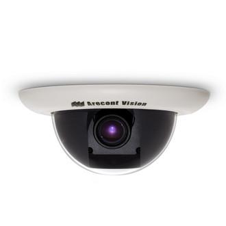 Arecont Vision D4F-AV5115DNv1-3312 5 Megapixel IP Dome Camera Flush Mount