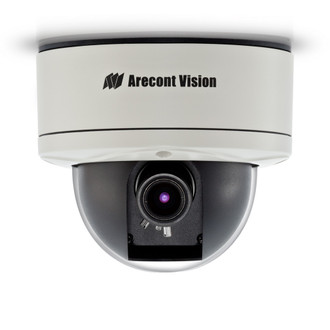 Arecont Vision D4SO-AV1115v1-3312 Megapixel Vandal Dome Camera