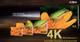 Dahua 4K - 1080P - 720p - D1 Sample Comparison Banner