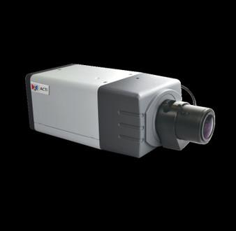 ACTi D22V 5 Megapixel Box IP Security Camera