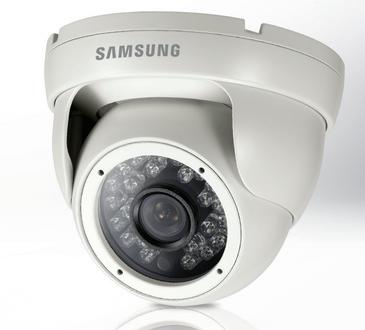 Samsung SCD-2021R IR Dome Security Camera
