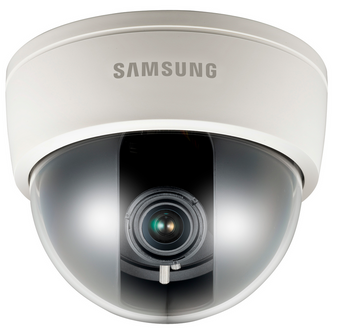 Samsung SCD-3083 700TVL Dome Security Camera 2.8x Zoom