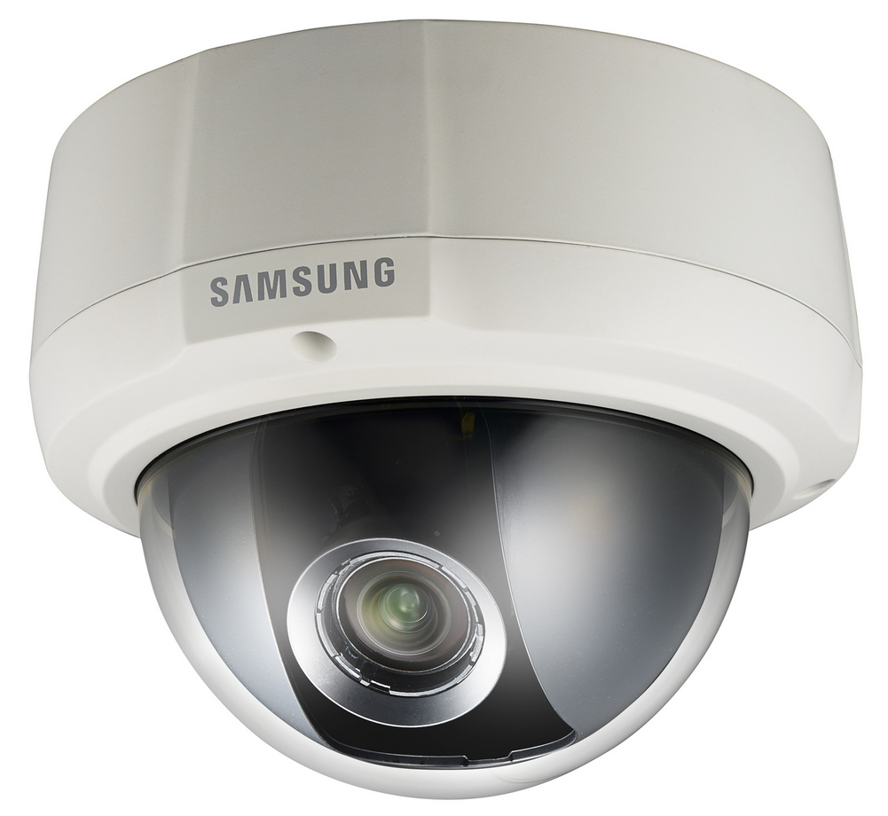 samsung scv 3083 700tvl wdr vandal proof dome security camera. Black Bedroom Furniture Sets. Home Design Ideas