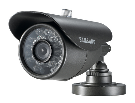 Samsung SCO-2040R CCTV IR Bullet Security Camera CMOS 650TVL